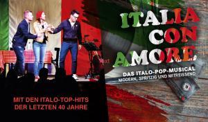 Shakespeare trifft Italo-Hits - ein Musical Spaß | ITALIA CON AMORE
