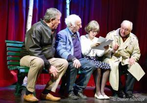 PREMIERE - Neue Eigenproduktion vom Theater Drehleier | Götterdämmerung