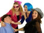 Die prickelndsten Impro-Kracher zum Schluss |  Die TATwort Silvester-GagGala