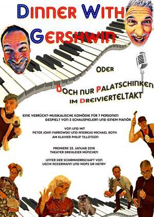 Dinner with Gershwin | oder doch nur Palatschinken im Dreivierteltakt