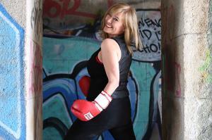 Angelika Beier | Durchboxen statt Botoxen