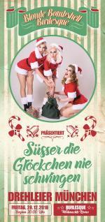 Blonde Bombshell Burlesque -