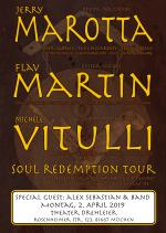 Flav Martin & Jerry Marotta & Michele Vitulli