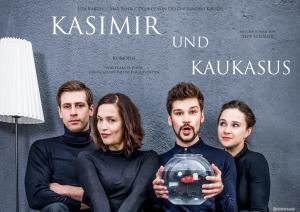 Kasimir und Kaukasus!