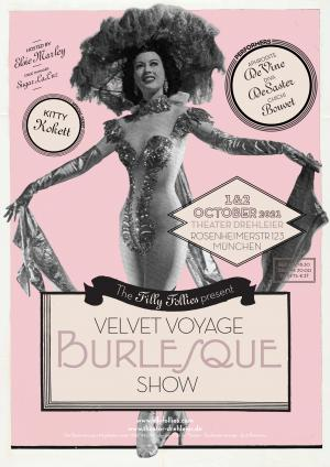 The Velvet Voyage TV Follies Revue